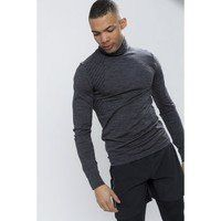 Мужская термокофта CRAFT FUSEKNIT COMFORT TURTLENECK M 1906599-B99000