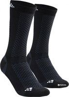 Носки Craft Warm Mid Sock 1905544-999900 BLACK/WHITE (1 пара)